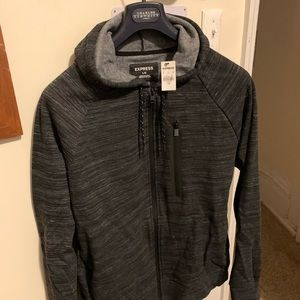 Express Men's hoodie - new w tags